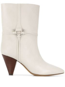 Lilet Ankle Boots - Isabel Marant