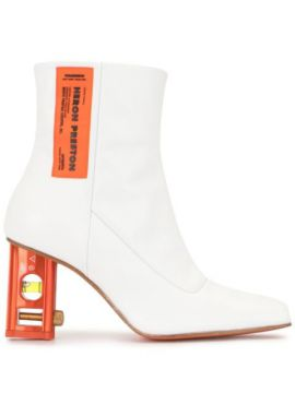 Ankle Boot Bico Fino - Heron Preston