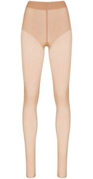 Neutral Pure 10 Tights - Wolford