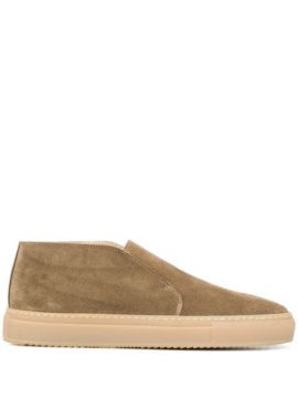 Bota Slip-on De Couro - Doucals
