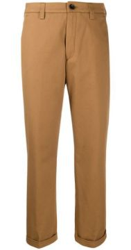 High-waisted Tailored Trousers - Department 5