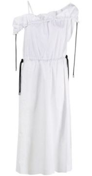 Cold-shoulder Parachute Utility Dress - 3.1 Phillip Lim