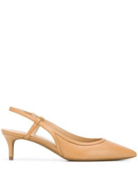 Point-toe Slingback Pumps - Michael Michael Kors