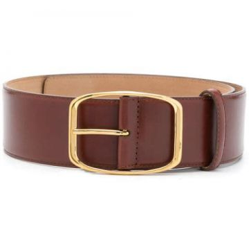 Square Buckle Belt - Dolce & Gabbana