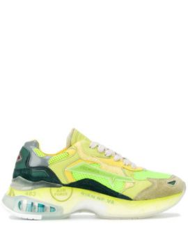 Sharky Panelled Low-top Sneakers - Premiata