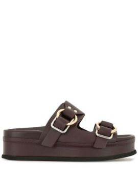 Freida - Platform Double Buckle Slide - 3.1 Phillip Lim