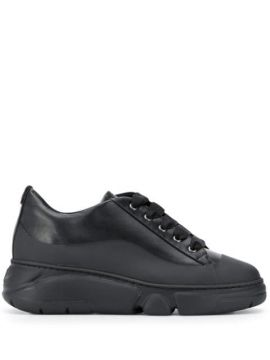 Chunky Low-top Trainers - Agl