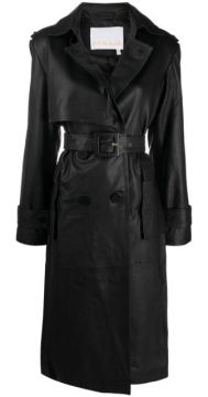 Belted Trench Coat - Remain
