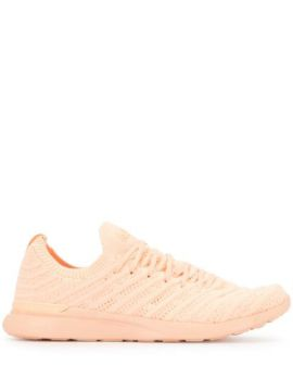 Techloom Wave Knitted Sneakers - Apl: Athletic Propulsion La