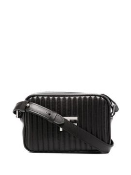 Logo-plaque Quilted Shoulder Bag - Tom Ford