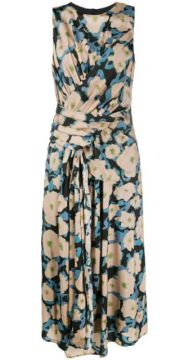 Floral Print Dress - Christian Wijnants