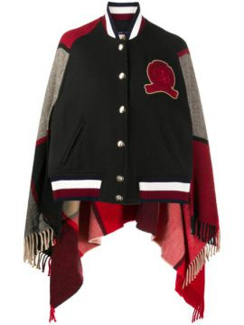 Baseball Style Cape - Hilfiger Collection