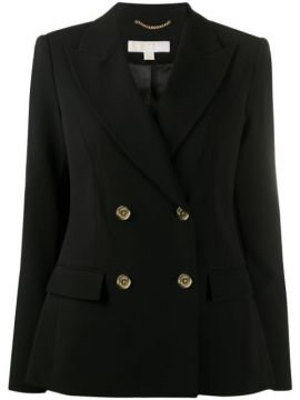 Double Breasted Blazer - Michael Michael Kors