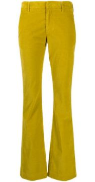 Mid-rise Straight Leg Trousers - Dondup