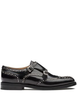Lana Met Monk-strap Brogues - Churchs