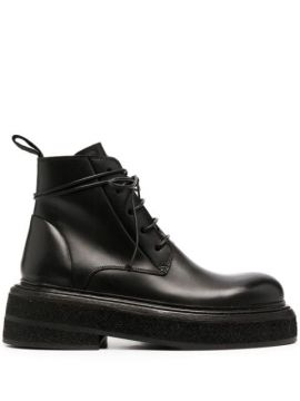 Chunky-sole Lace-up Boots - Marsèll