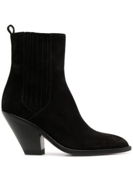 Jane Tapered Heel Boots - Buttero