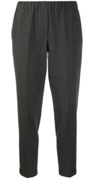 Cropped Trousers - Antonelli
