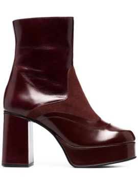 Julia Short Boots - See By Chloé