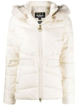 Hooded Puffer Jacket - Barbour
