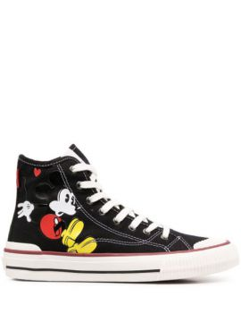 Master Collector High-top Mickey Mouse - Moa Master Of Arts