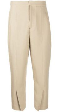 Straight-leg Cropped Trousers - Colville
