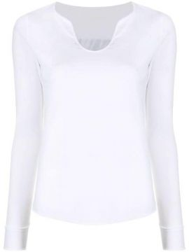 Photo Print Long Sleeve T-shirt - Zadig&voltaire