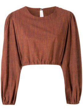 Top Cropped Long Keiss - Framed