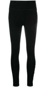 Legging Core Essentials Com Listras Na Lateral - Dkny