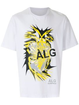 T-shirt Psy Explosion Oversized - àlg