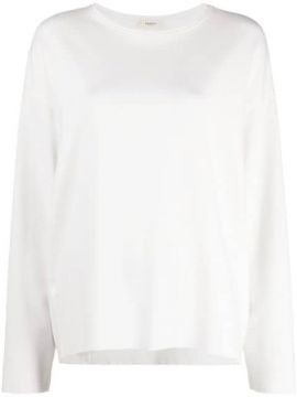 Long-sleeved Slouchy Jersey Top - Barena