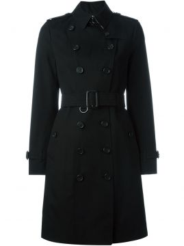 Trench coat com cinto  Burberry Prorsum