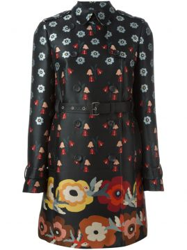Trench coat floral  Red Valentino
