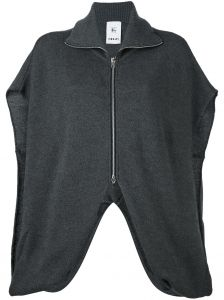 zip-up batwing cardigan  Lost & Found Rooms