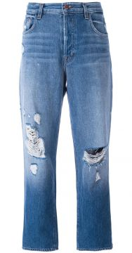 Ivy cropped jeans