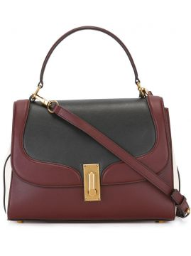 tricolour West End Top Handle II tote Marc Jacobs