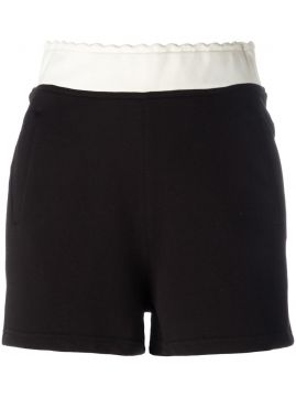 logo embroidered track shorts McQ Alexander McQueen