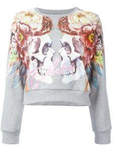 Feathers sweatshirt Philipp Plein