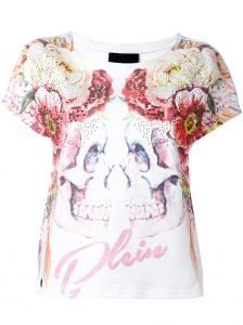 Double Face T-shirt Philipp Plein