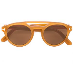 Óculos de sol aviador Tom Ford Eyewear