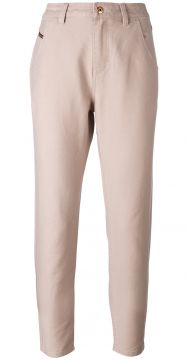 high-waisted trousers Diesel