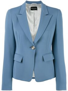 one button blazer Emporio Armani