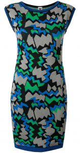 sleeveless knitted dress M Missoni