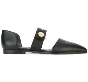 cut-out loafers Emporio Armani