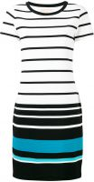 striped T-shirt dress Michael Michael Kors