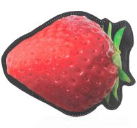 strawberry purse Cityshop