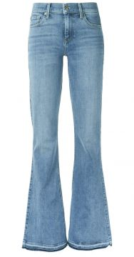 Calça jeans flare 7 For All Mankind