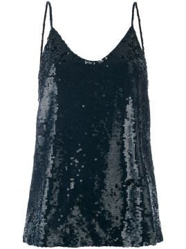 sequin camisole top P.A.R.O.S.H.