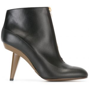 Ankle boot de couro Marni