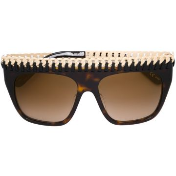 Óculos de sol Oversized Square Stella McCartney